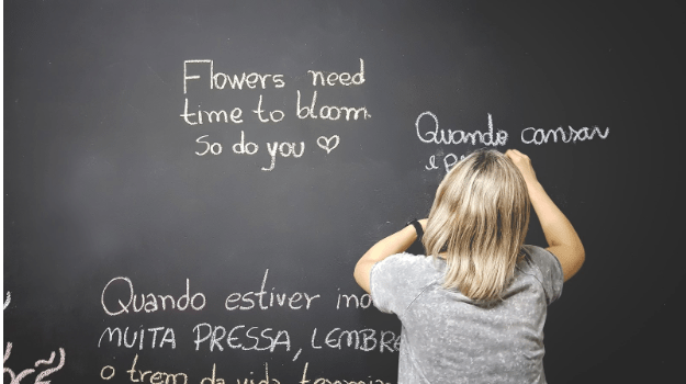 Language and structure in poetry analysis