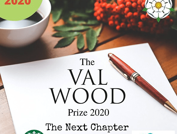 The Val Wood Prize for creative writing 2020