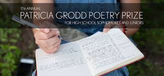 The Patricia Grodd Poetry Prize for Young Writers
