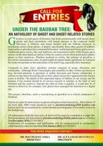 Under the Baobab Tree Anthology