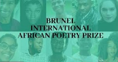 Brunel International African Poetry Prize