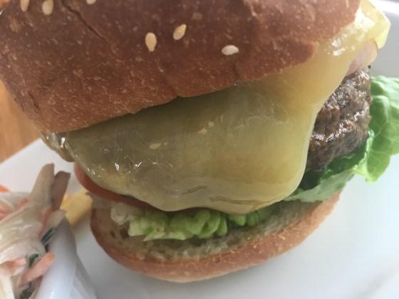 Fallon & Byrne Burger