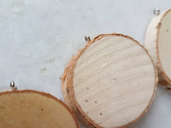 a photo of wood craft