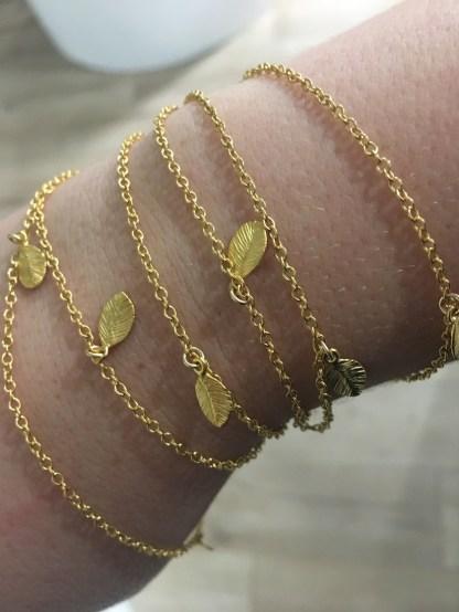 a photo of Chupi laurels necklace