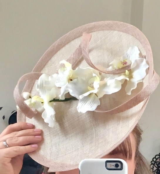 a photo of a hat from hat society
