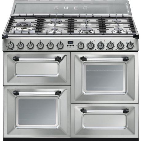 a picture of a smeg victoria series oven