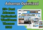 Adsense Optimized wordpress theme