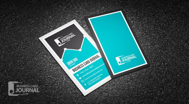 Creative Investment & Marketing Business Card Template