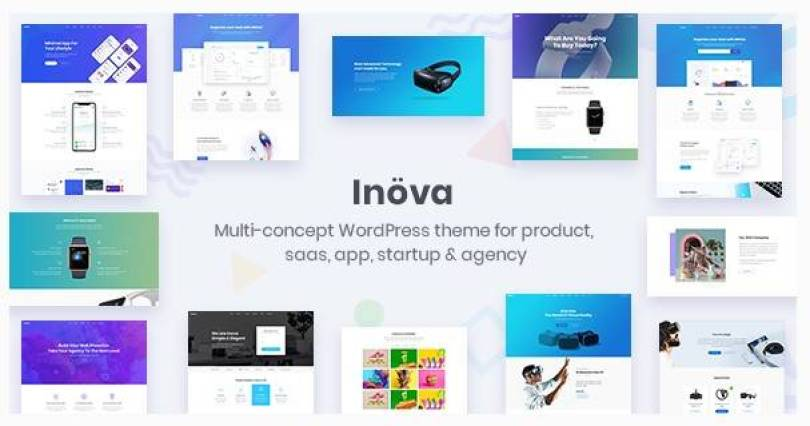 Inova wordpress theme