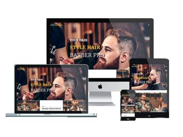 ET Barber wordpress theme