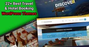travel hotel booking wordpress themes