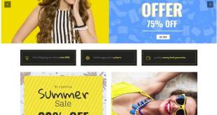 fashion ecommerce wordpress themes
