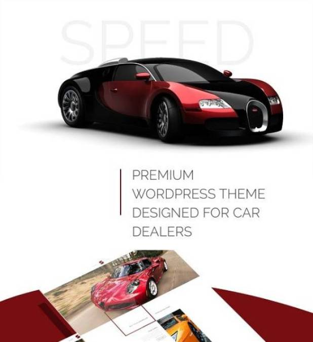 Speed wordpress theme