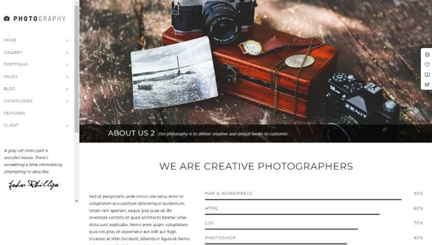 Photography | Photography WordPress for Photography