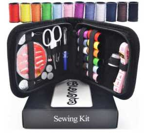 Best Sewing Kit Bundle with Scissors