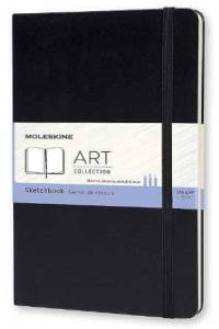 Moleskine Art Sketchbook, Hard Cover
