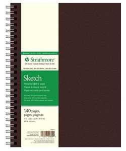 Strathmore 400 Series Recycled Art Sketch Pad