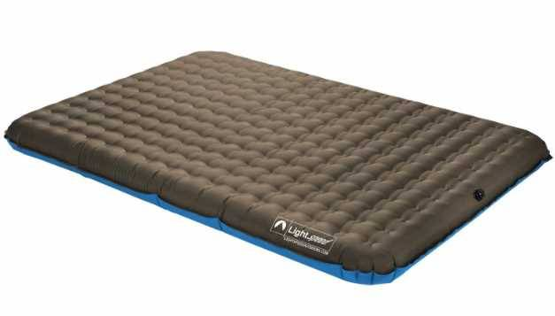 EnerPlex 2019 Upgraded Queen Size Inflatable Camping Home Luxury Air Mattress
