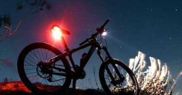 best bike lights for night riding
