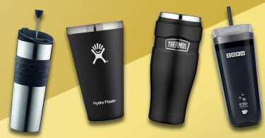 best stainless steel travel mugs reviews