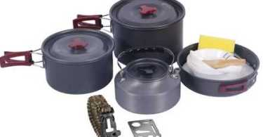 Best Camping Cook Sets Reviews