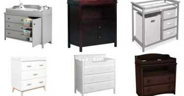 Best Diaper Changing Table Reviews