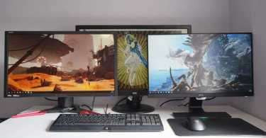 best cyber monday gaming monitor deals