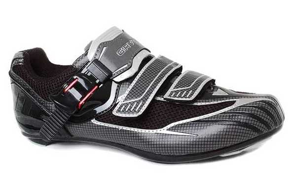 Perfect for Indoor Spin Road Racing Bikes Black Compatible with Peloton Shimano SPD /& Look ARC Delta Venzo Bicycle Mens or Womens Road Cycling Riding Shoes 3 Velcro Straps
