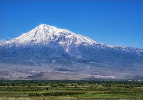 Berg Ararat, Provinz Ararat, Armenien, Asien