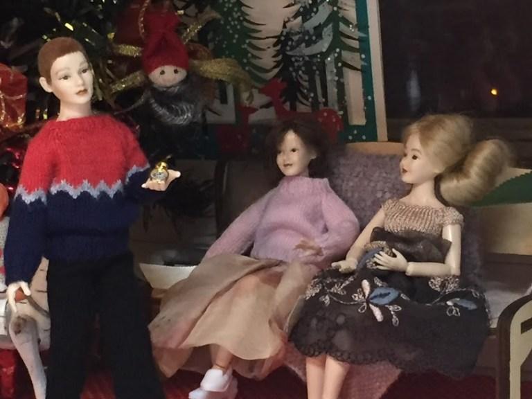 Heidi Ott Male doll.