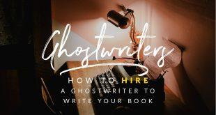 hiring ghostwriters
