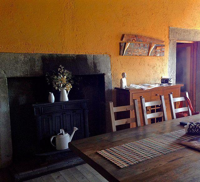 Dining room at Culterra Magica