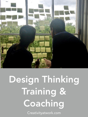 Design-thinking-training workshops
