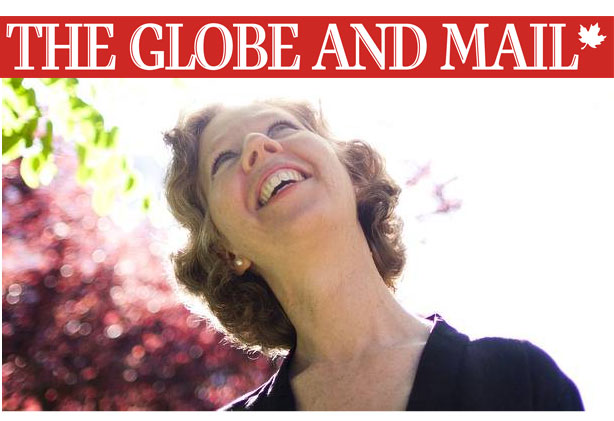 Linda Naiman, Globe and Mail