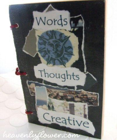 Creativity Beyond the Beads: Handmade Book