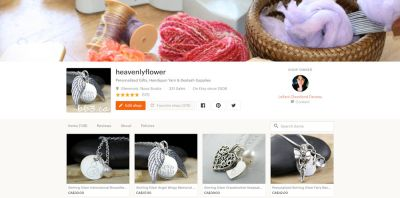 Etsy's First Ever Site Wide Sale