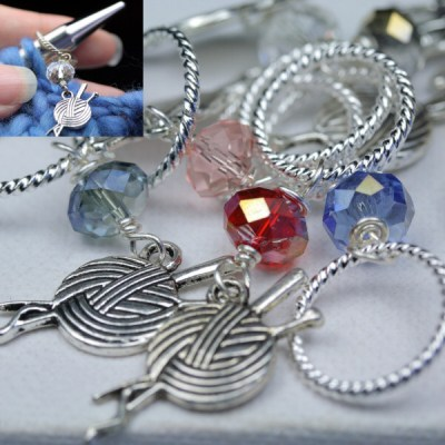 40% off Stitch Markers AKA Knitting Bling Oct 2-8