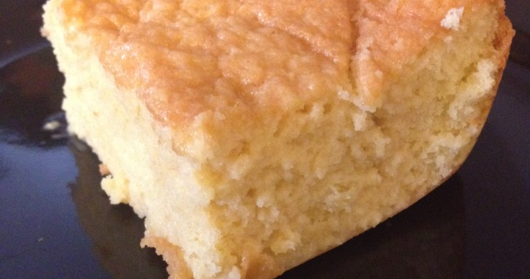 Test Kitchen:  Tres Leches Cake Part I