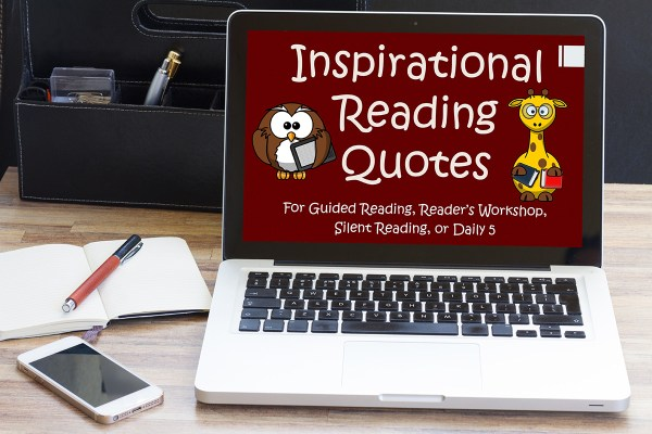 This is a Reading slide show of quotes that can be used in your grades 2-5 classroom. It is perfect for: Guided Reading, Daily 5, SSR, or DEAR!