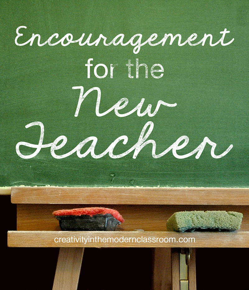 Being a new teacher is extremely daunting, you've gone from having the support of your fellow classmates and instructors to being all by yourself with a classroom of young minds to mold. We've been there, we know the feelings! We've gathered up several veteran teachers to share their collective wisdom for new teachers starting their first year of teaching.