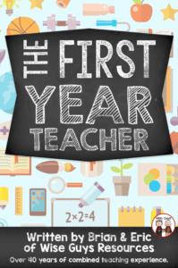 first year teacher ebook