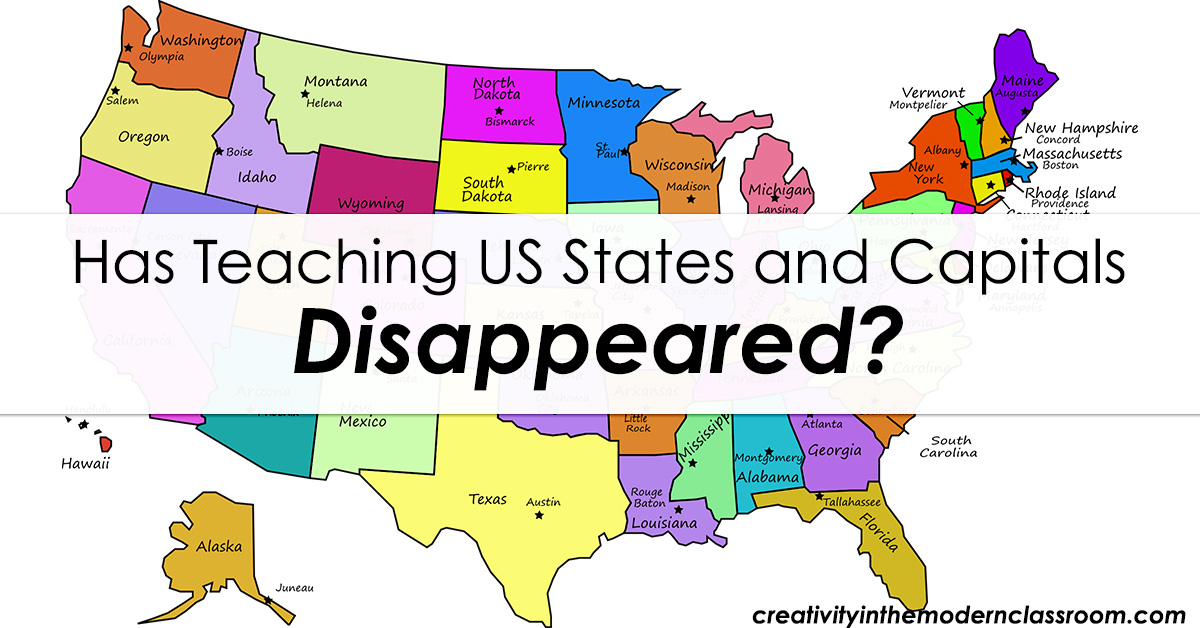 has teaching us states and capitals disappeared wise guys