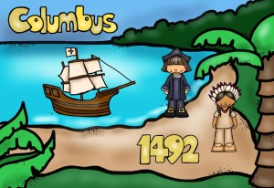 We have a Christopher Columbus slide show that is perfect to use in your classroom to teach about this explorer.