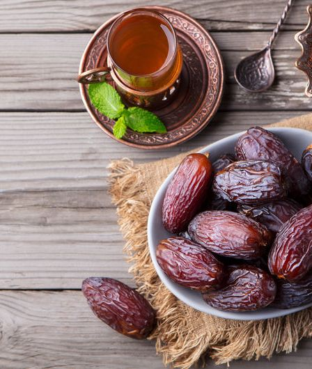 Dates Omani factory