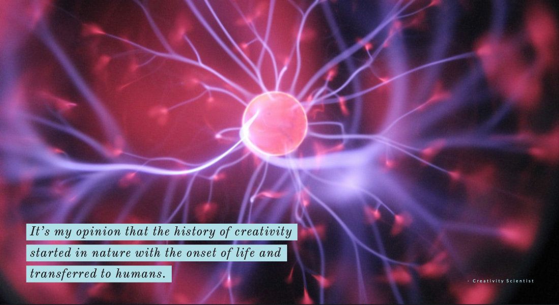 science and creativity