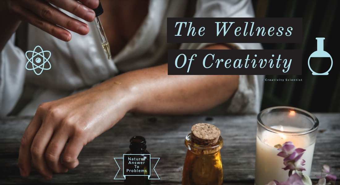 the wellness of creativity