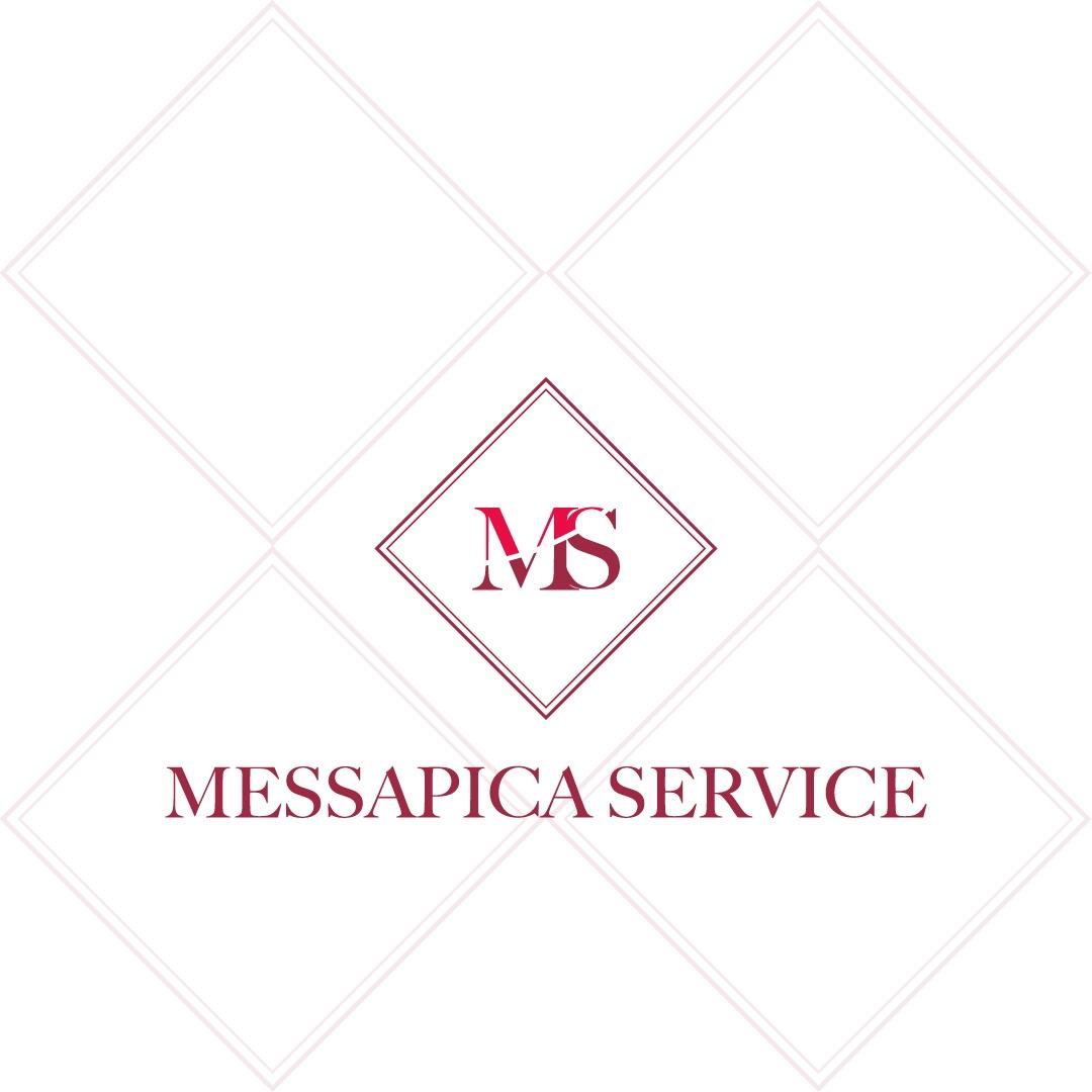 Design del logo per l'Agenzia di Servizi Messapica Service