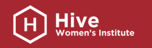 hive women logo - network for women changemakers - creators for good