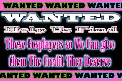 Wanted Cosers