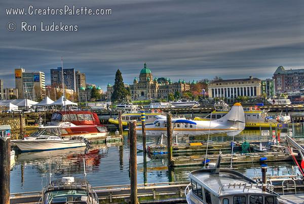 Victoria Inner Harbor
